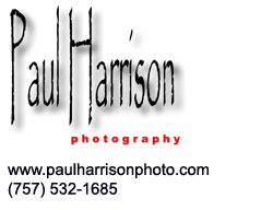 Paul Harrison Photo logo